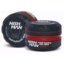 Hair Styling Gel Wax Cola - Foto 1