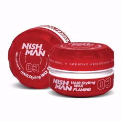 Hair Styling Wax Flaming - Foto 1