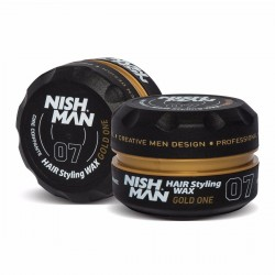 Hair Styling Wax Gold One - Foto 1