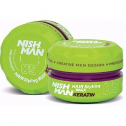 Hair Styling Wax keratin - Foto 1