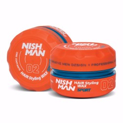 Hair Styling Wax sport - Foto 1