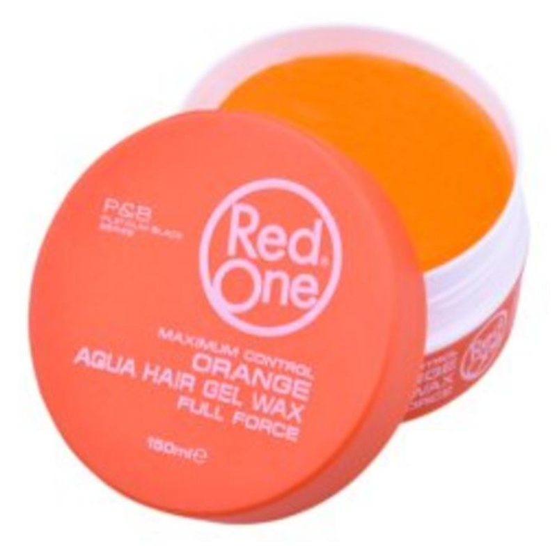 Red One  Wax  oranje - Foto 1