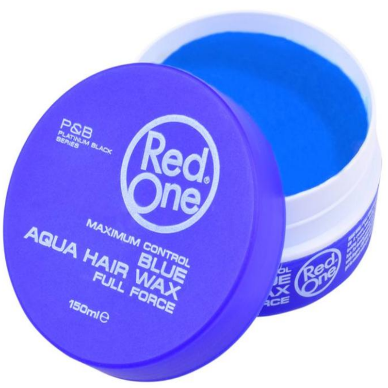 Red One  Wax  blauw - Foto 1