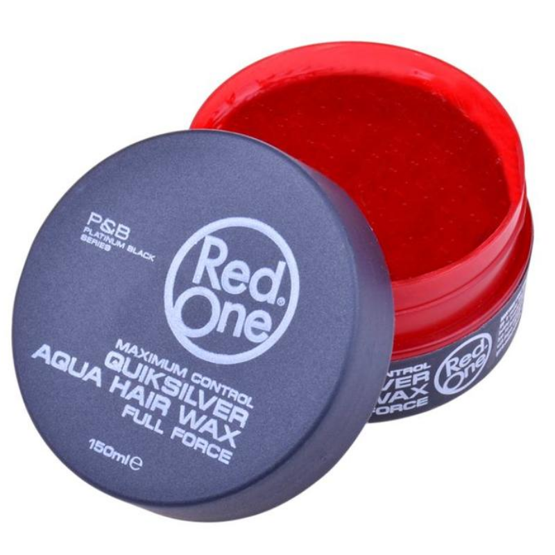 Red One  Wax  grijs - Foto 1